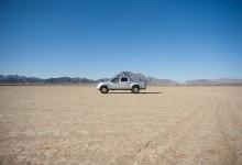 DESERT LAKE BED