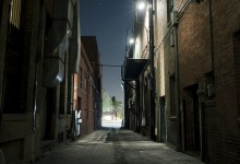 LATE NIGHTS AND DARK ALLEYS