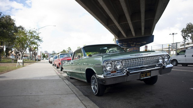 SAN DIEGO LOWRIDER COUNCIL TOY DRIVE 2015