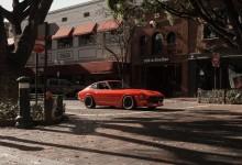 KEITH'S DATSUN 240Z
